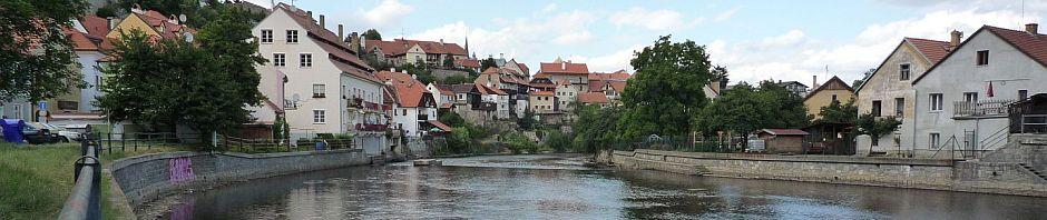 Telč, Český Krumlov