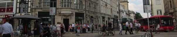 Edinburgh – Oxford