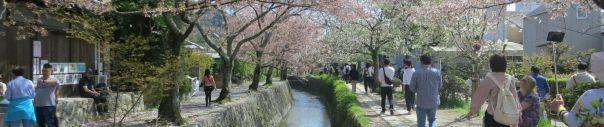 Kioton filosofin polku