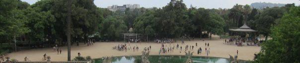 Ciutadella-puisto