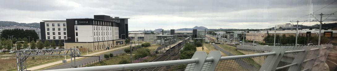 Glasgow – Edinburgh