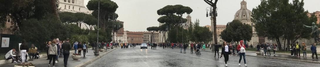 Pikku lenkki sadepäivänä